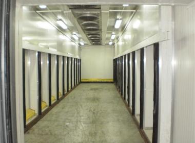 Хладилна база Бургас - кв. Победа, ул. Индустриална 43