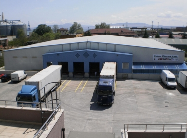 Cold Storage Bourgas -  Pobeda, 43 Industrialna Str.